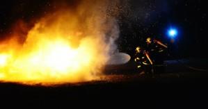 Φωτιά εκδηλώθηκε κοντά σε κατοικίες στην Παντάνασσα στο Ηράκλειο