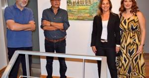 """""""Έκθεση  για το «ναΐφ» ζωγραφικό έργο της Θάλειας Καλλιγιάννη, στο Πολύκεντρο Βουκολιών"""