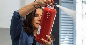Πρόληψη και αντιμετώπιση φωτιάς: το Α και το Ω για την ασφάλειά μας