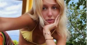 Μαρία Ολυμπία Γλύξκμπουργκ: Στην Ακρόπολη αγκαλιά με τον σύντροφό της