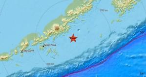 Ισχυρός σεισμός στην Αλάσκα – Προειδοποίηση για τσουνάμι