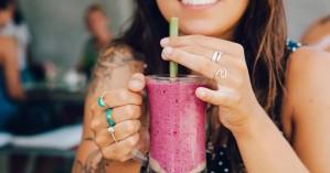 Υγιεινό smoothie για πρωινό