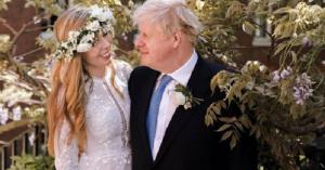Μπόρις Τζόνσον – Έγκυος ξανά η σύζυγός του, Κάρι Σίμοντς
