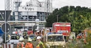 Γερμανία: Νεκρός, τραυματίες και αγνοούμενοι από έκρηξη σε εργοστάσιο απορριμμάτων
