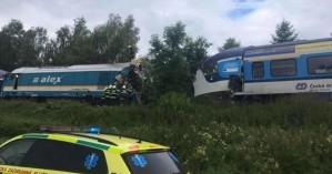 Σύγκρουση τρένων στην Τσεχία: Τρεις νεκροί, δεκάδες τραυματίες