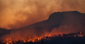Προσοχή! Σε κατάσταση συναγερμού για κίνδυνο πυρκαγιάς την Παρασκευή Χανιά και Ρέθυμνο