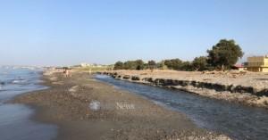 Άλλαξε η εκβολή του Ιάρδανου ποταμού στα Χανιά! (φωτο)