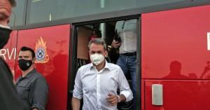 Στις 21:00 έκτακτη δήλωση Μητσοτάκη για τις φωτιές σε όλη την Ελλάδα