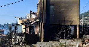 Φωτιά στην Αχαΐα: Απαλλαγή από τον ΕΝΦΙΑ για τους πληγέντες