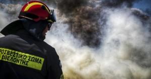 Κως: Μαίνεται ανεξέλεγκτη η φωτιά - Εκκενώθηκε η Τσουκαλαριά και το Πλατάνι