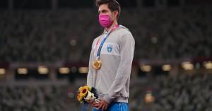 Χρυσός Ολυμπιονίκης ο Τεντόγλου!