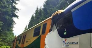 Συγκρούστηκαν δύο τρένα στην Τσεχία - Τουλάχιστον δύο οι νεκροί