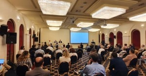 Με μεγάλη επιτυχία το 2ο Διεθνές Forum για το νερό