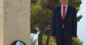 Ο Γιώργος Λογιάδης για το Ολοκαύτωμα της Βιάννου
