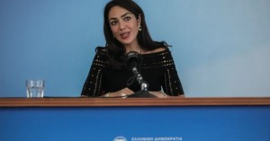 Ευτράπελο στο υπ. Εργασίας: Καμεραμάν ρώτησε τη Δόμνα Μιχαηλίδου πότε έρχεται η υπουργός