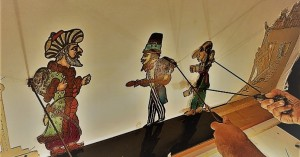 «Ο Καραγκιόζης και το Φάντασμα του Σεραγίου» από το Παραδοσιακό Θέατρο Σκιών