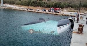 Χανιά: Ρυμουλκήθηκε το ιστιοφόρο που είχε ναυαγήσει στην Κύθνο (φωτο)