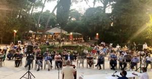 Η εκδήλωση του ΚΚΕ στο Ρέθυμνο για τα εμβόλια κατά του κορωνοϊού