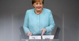 Α.Μέρκελ: Για την Ευρώπη η τελευταία ομιλία της στην Ομοσπονδιακή Βουλή