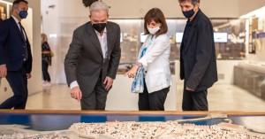 Στο Ηράκλειο η Πρόεδρος της Δημοκρατίας, για την 78η επέτειο του Ολοκαυτώματος της Βιάννου