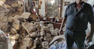 Εικόνες βιβλικής καταστροφής στον Σαμπά (φώτος)
