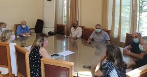 Σε πλήρη ετοιμότητα ο μηχανισμός του Δήμου Ηρακλείου για τυχόν προβλήματα από τον σεισμό