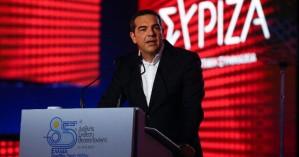 Αλ. Τσίπρας: Νέα αρχή για την κοινωνία, το κράτος και την οικονομία