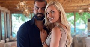 Η Τζούλια Νόβα παντρεύεται – Το προσκλητήριο και η πρόβα νυφικού