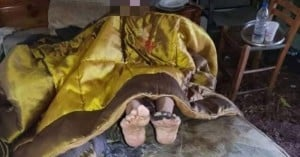 Στο Νοσοκομείο Χανίων σε άθλια κατάσταση ηλικιωμένη γυναίκα