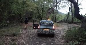Καμένα Βούρλα: Ψάχνουν ζευγάρι τουριστών στο βουνό