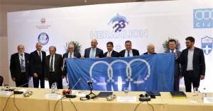 Υπεγράφη η σύμβαση για τη διοργάνωση των 3ων Παράκτιων Μεσογειακών Αγώνων το 2023