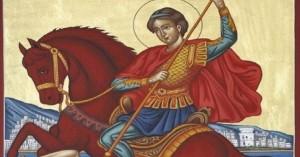 Άγιος Δημήτριος: H ιστορία, το κόκκινο άλογο και το μύρο