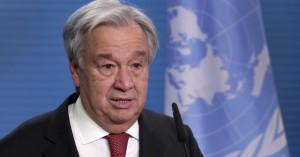 Αντ. Γκουτέρες: Οι αξίες του Χάρτη του ΟΗΕ δεν έχουν ημερομηνία λήξης