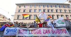 Ιταλία: Δεν πέρασε ο νόμος κατά της ομοτρανσφοβίας στη Γερουσία