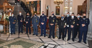 Εορτασμός της «Ημέρας της Αστυνομίας» και του προστάτη του σώματος