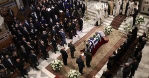 Φώφη Γεννηματά: Λιποθύμησε στην κηδεία της ο Γιώργος Κατρούγκαλος