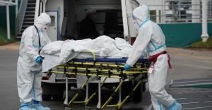 Ρωσία: Έσπασε το φράγμα των 1000 ημερήσιων θανάτων – Και νέο ρεκόρ κρουσμάτων