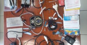 Τι βρήκαν σωφρονιστικοί υπάλληλοι σε έλεγχο στη φυλακή Χανίων (φωτο)