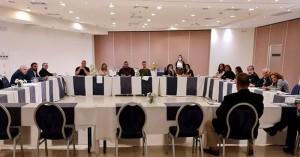 Πραγματοποιήθηκε η δεύτερη συνάντηση των επιτροπών τουριστικής προβολής των Δήμων Ρεθύμνης