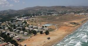 "Mεγάλοι παίχτες στις Γούρνες, στο ""μικρό Ελληνικό"" της Κρήτης"
