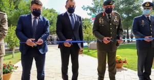 Χανιά: Εγκαινιάστηκε το Κέντρο Ενοποιημένης Αντιαεροπορικής-Αντιπυραυλικής Άμυνας του ΝΑΤΟ