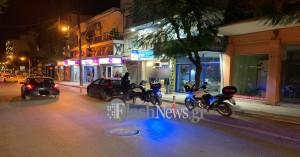 Ληστεία σε πρακτορείο του ΟΠΑΠ στο κέντρο των Χανίων (φωτο)