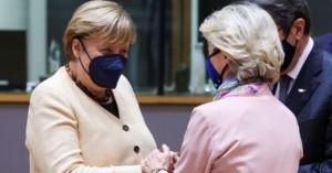 «Άκυρο» της Μέρκελ σε Φον Ντερ Λάιεν – Γιατί δεν έδωσε το χέρι της η καγκελάριος
