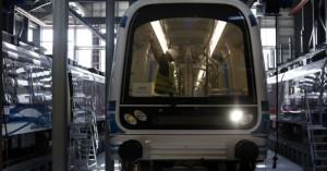 Θεσσαλονίκη: Έφτασε άλλος ένας συρμός του Μετρό - Τον Ιανουάριο ο τελευταίος