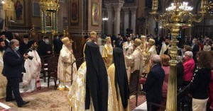 Κιλκίς: Χειροτονήθηκε ο νέος μητροπολίτης Πολυανής και Κιλκισίου Βαρθολομαίος
