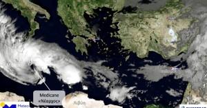 «Νέαρχος»: Έρχεται ο νέος μεσογειακός κυκλώνας που θα επηρεάσει την Κρήτη