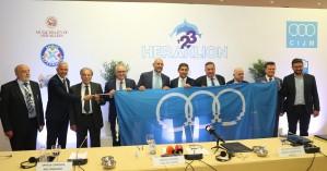 Και επίσημα στο Ηράκλειο οι Μεσογειακοί Παράκτιοι Αγώνες