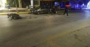 Το ένα τροχαίο μετά το άλλο στην Κρήτη! Και νέο ατύχημα με δυο μοτοσικλέτες (φωτο)