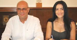 Υπεγράφη σύμβαση για επισκευές και συντηρήσεις οδών στα Κεραμειά