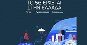 Το 5G έρχεται και η WIND συμβάλλει στην ανάπτυξη με συνεχιζόμενες επενδύσεις
